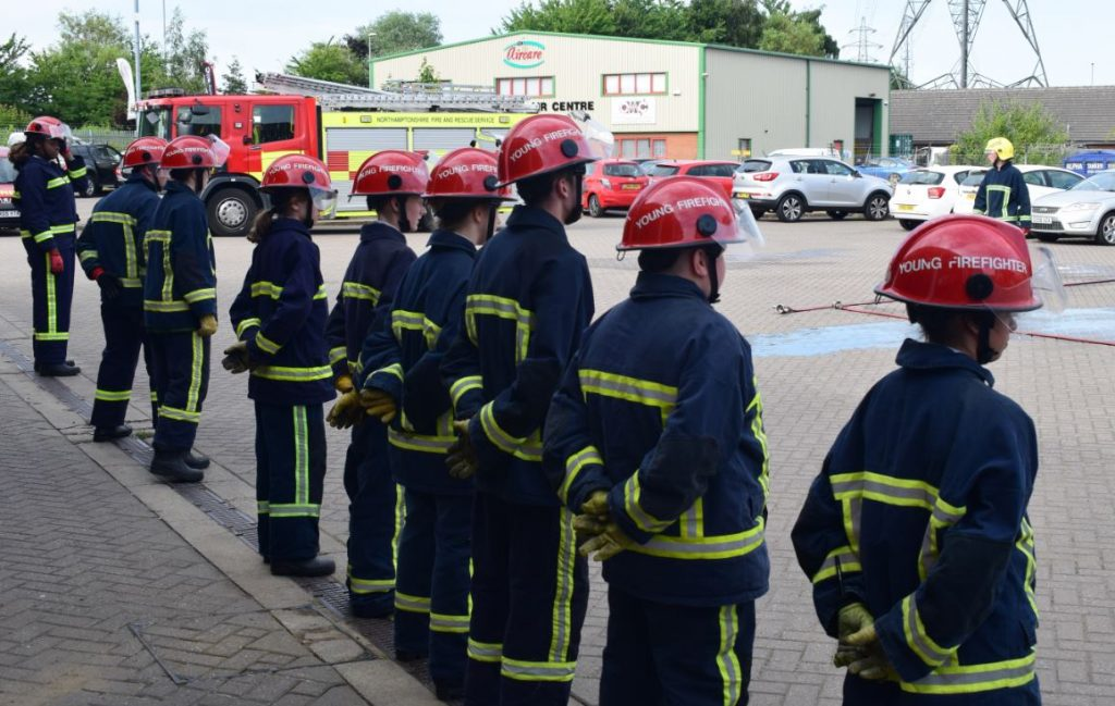 Northamptonshire Emergency Services Cadets