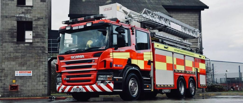 Corby Fire Station Open Day 2019
