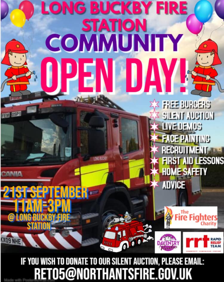 News – Northamptonshire Fire and Rescue Service