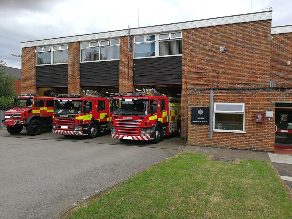 Wellingborough Fire Station Open Day 2019
