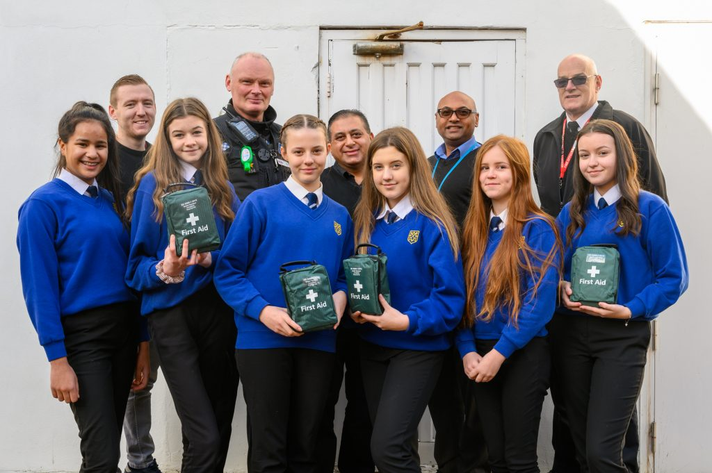 County Schools Challenge team celebrated for their FAST packs idea