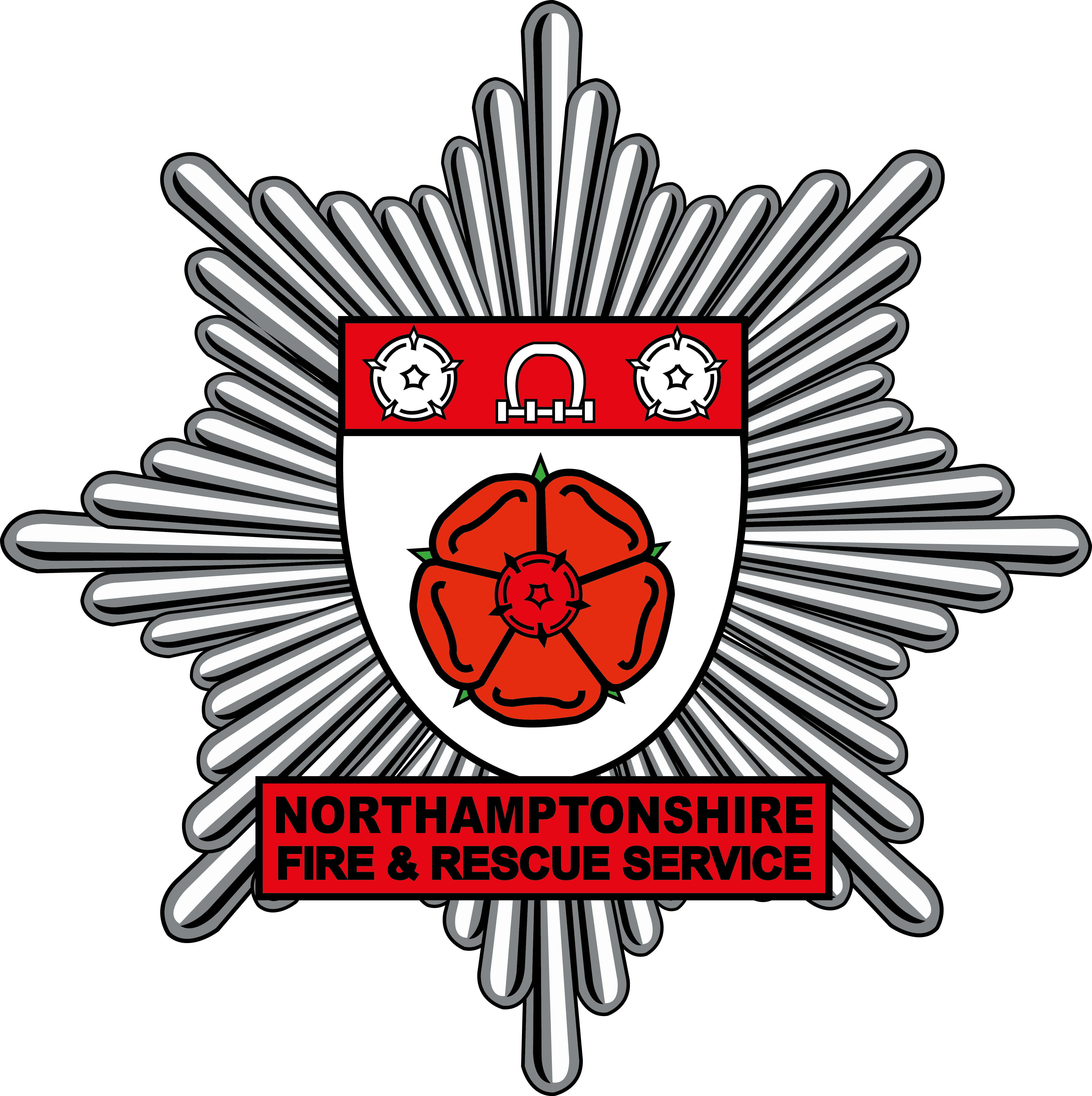 Northamptonshire Fire and Rescue Service Logo
