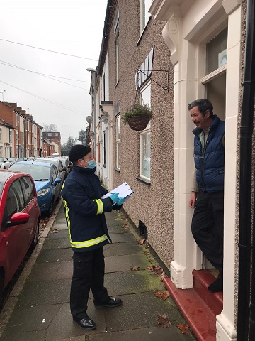 Safer Streets project being carried out