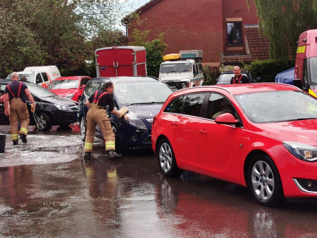 Wellingborough Charity Car Wash
